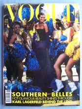 Vogue Magazine - 1990 - June